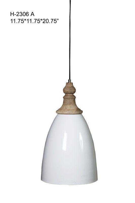 Midwest City 1 Light Single Bell Pendant Midwest City Pendant