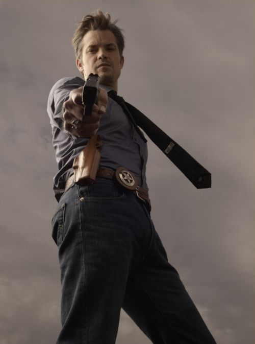 raylan givens    #justified  #timothyolyphant