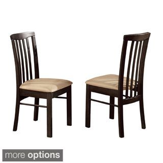 Hartland Cappuccino Dining Chair (Set of 2)