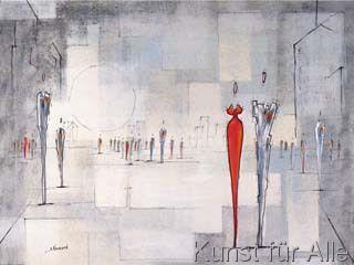 Joram Neumark - Squares Of The City II (Grey)
