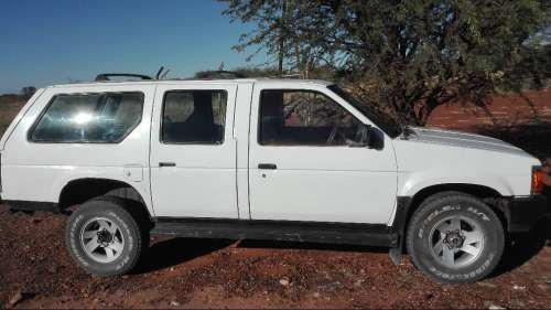 1993 Nissan Sani 3 0 V6 4x4 With Images Olx South Africa