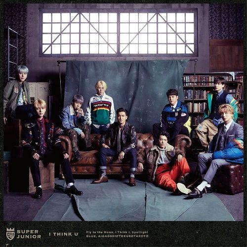 SUPER JUNIOR - I THINK U - The 2nd Japanese Mini Album