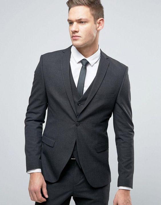 The classy suit!