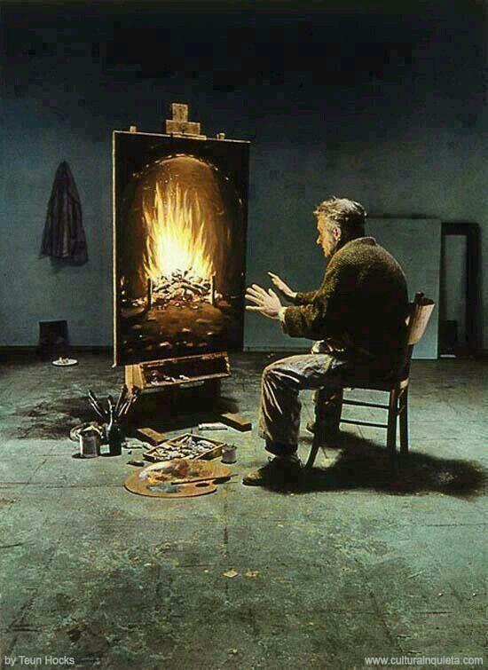 Al calor de la imaginación...