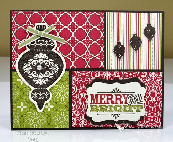 Restekarte Weihnachten