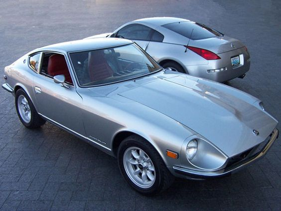 66. Nissan Fairlady Z (1969–1973)  More commonly called the Datsun 240Z, the original Z car was arguably the most important car in Japan's history. It proved once and for all that the country could compete in the worldwide auto market.