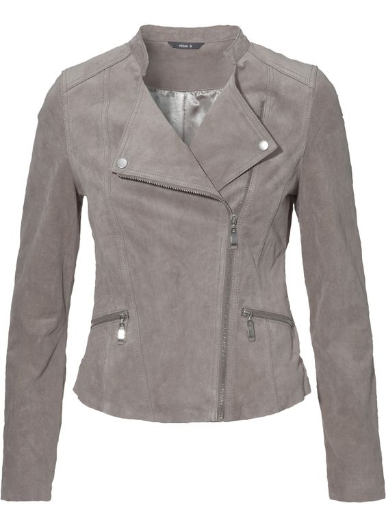 Hema Suede jacket.