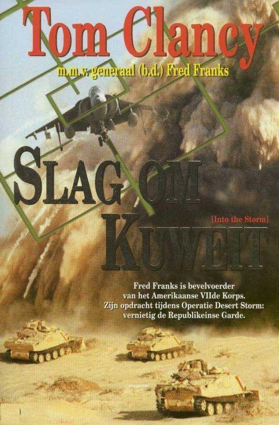 Plaats: de grens tussen Saudi-Arabië en Irak Datum: 24 februari 1990 Tijdstip: 0400 uur G-Day: de dag dat geallieerde grondtroepen de aanval zullen inzetten om Saddam Hoesseins bezettingsleer uit Kuweit te verjagen. Wekenlang heeft de luchtmacht het Irakese leger bestookt, maar nu staat de `moeder aller veldslagen´ dan toch echt op het punt te beginnen. In de westelijke zone van het front treffen ze de laatste voorbereidingen. Aan de andere kant  heeft een Irakese overmacht zich ingegraven,