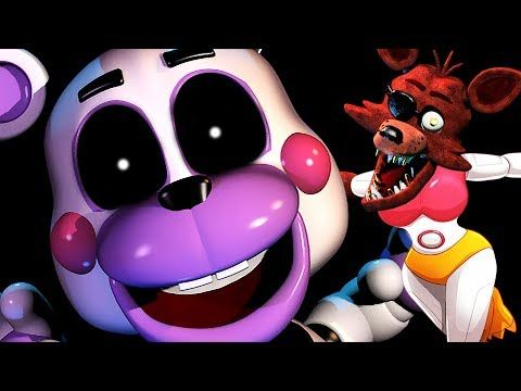Five Nights At Freddy S Ultimate Custom Night Part 3 Youtube Five Nights At Freddy S Scary Games Five Night
