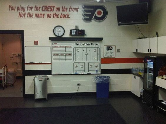 Flyers Quotes And Lockers On Pinterest