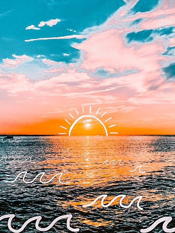Pin By Kelley Gilchrist On Wallpapers Summer Wallpaper Aesthetic Wallpapers Vsco Pictures