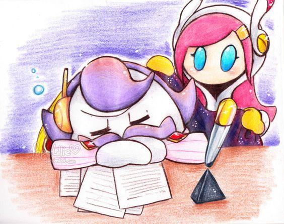 Business Nap by PaperLillie Susie and Haltmann.