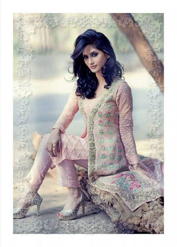 Dresses Ideas • eid collection • Eid Dresses • Eid Dresses 2014 • Eid Dresses Collection For Women • Eid Dresses For Girl • Eid Dresses For ...