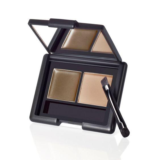 I use the medium shade - ELF cosmetics Eyebrow Kit | Brow Kit | elf cosmetics