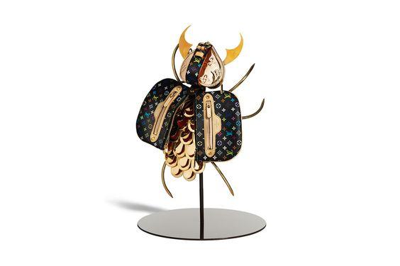 "Louis Vuitton ""Traveling Curiosities"" Exhibition"