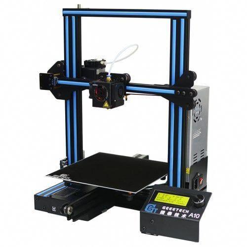 Geeetech A10 3d Printer Coupon 3dprintingideas 3d Printer Kit 3d Printer Machine 3d Printing