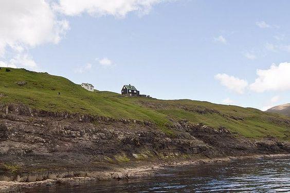 Slættanes in the Faroe Islands