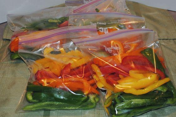 Reduce Food Waste: Use Your Freezer!