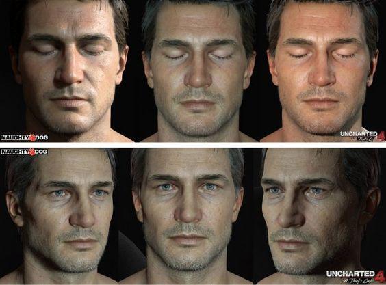 Los rostros de Uncharted 4 tendrán entre 4 y 5 veces más huesos que en juegos anteriores de Naughty Dog