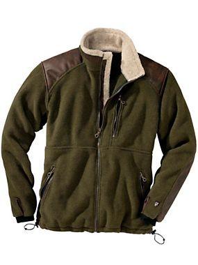 Men's Kuhl Park City Jacket | Heavy-Duty Fleece Zip Jacketcket by ...