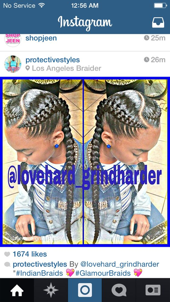 Pleasant Two French Braids French Braids And Braids On Pinterest Short Hairstyles For Black Women Fulllsitofus