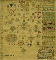 Anno 1674- Hoorn sampler