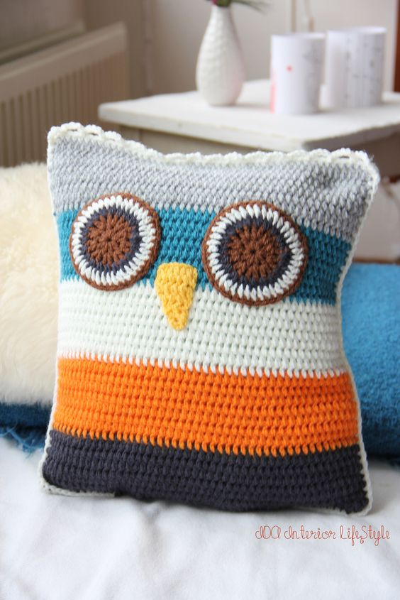 owl-cute. I think I could figure this out.  :)