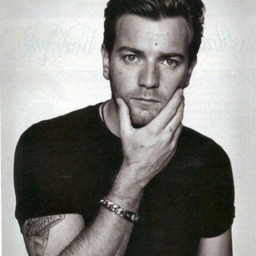Ewan McGregor, so dreamy :-)