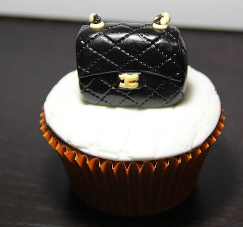 Birthday Cupcakes featuring OPI, Chanel, MAC Cosmetics and more!