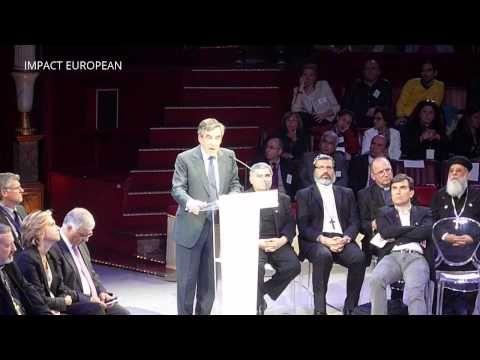 Intervention de François Fillon  hier à  GRAND RASSEMBLEMENT DE SOUTIEN ...