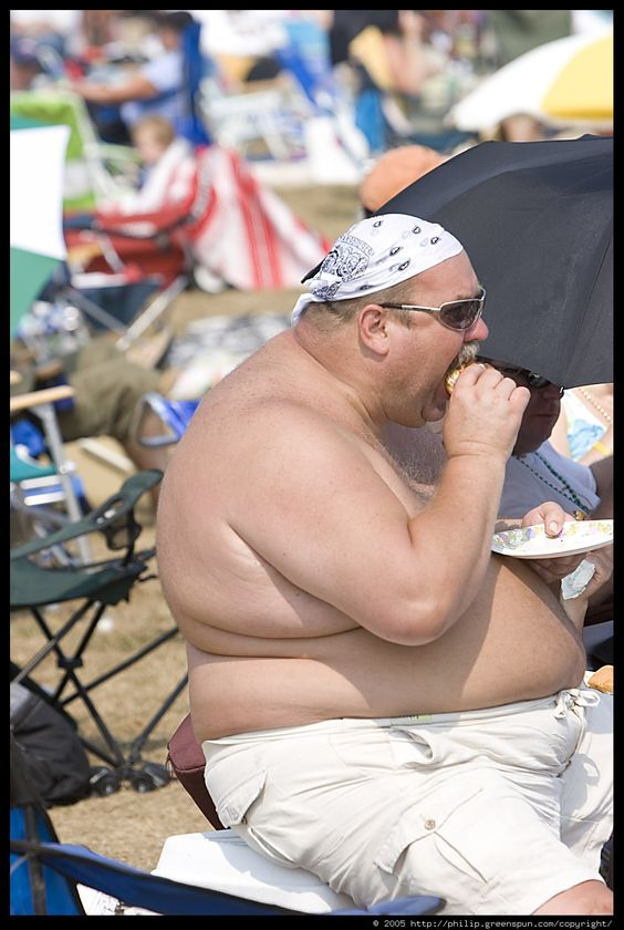 George Carlin Fat Americans 43