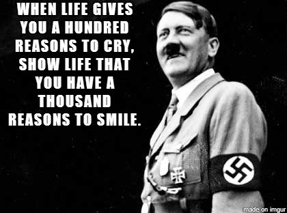 Image result for hitler quote shuder