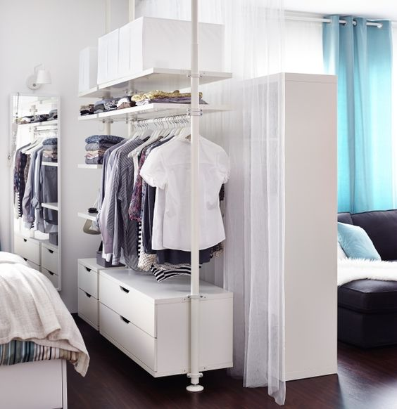 Storage Systems Closet Space And Ikea On Pinterest