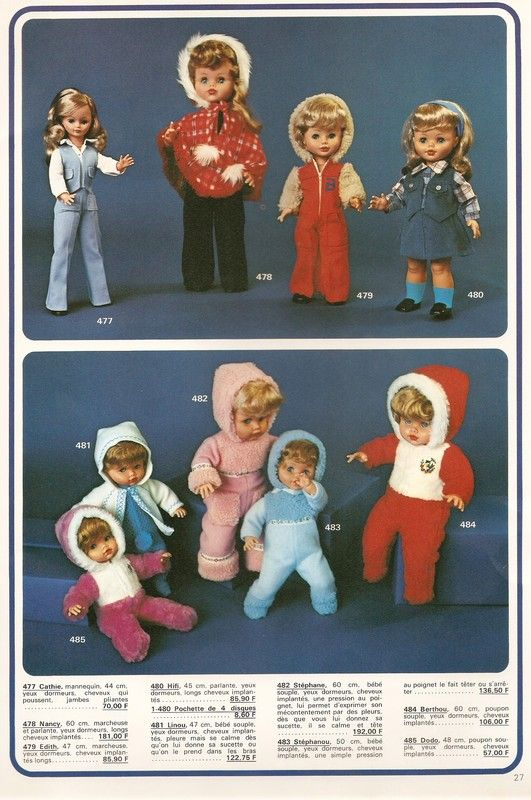 Catalogue : PROMO FRANCE JOUETS 1975.