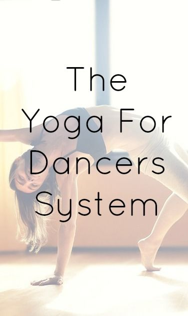 This is something that every dancer should see! It's an awesome online yoga system carefully crafted for dancers! A series of yoga classes of all lengths, guided meditations, and other helpful resources that are all fully-downloadable. Check it out & share with all dancers you know!