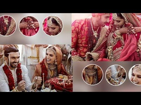 Deep Veer Ki Shaadi First Wedding Pics Of Deepika Padukone And Ranveer Deepika Padukone Wedding Pics Pics