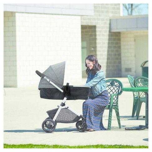 Evenflo Pivot Modular Travel System With Proseries Litemax Infant
