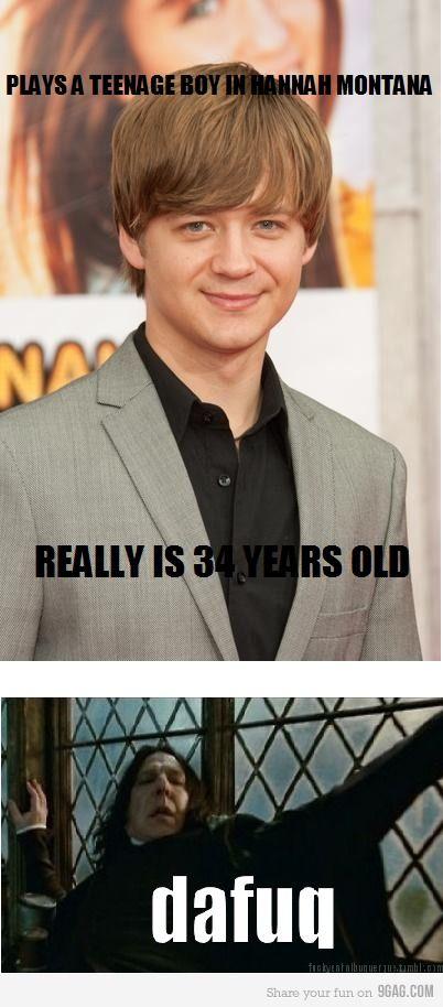 Y u no get old???