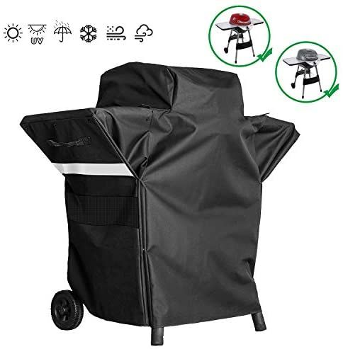 Hisencn Premium Grill Cover For Char Broil Tru Infrared Patio Bistro 240 Electric Grill 17602066 17602047 17602048 With S Char Broil Grill Cover Cooking Stores