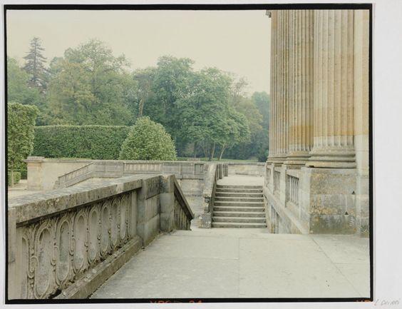 "Luigi Ghirri – Versailles, 1985; dalla serie ""Versailles"""