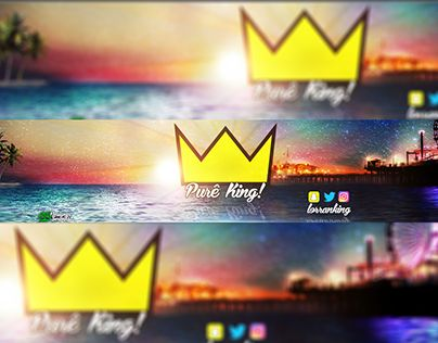 """Check out new work on my @Behance portfolio: """"Banners YT"""" http://be.net/gallery/44023197/Banners-YT"""