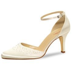 Brautschuh Rainbow 'Delina' - Elsa Coloured Shoes - Brautschuhe