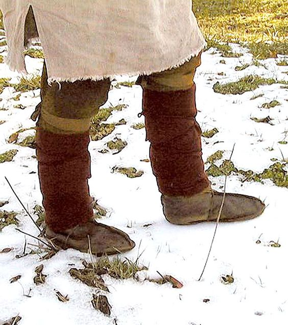 Indian Wilderness Survival Skills: So, What Are Moccasins Good For Anyway?
