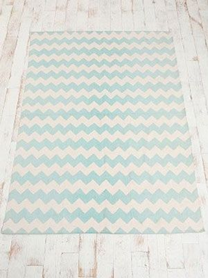 Zigzag rug, Urban Outfitters ($39)