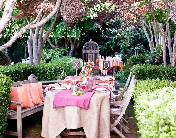 Details Of Elegance: Boda estilo Jardín Magico