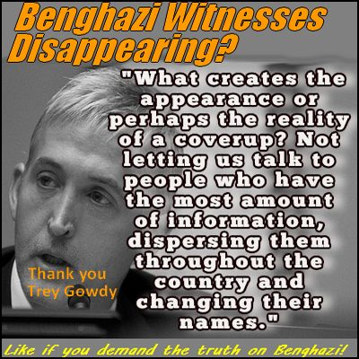 Benghazi What the heck is happening to the US??That they are becoming untouchable and not being held accountable???