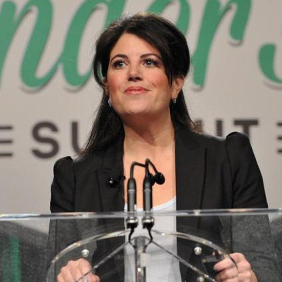 Pin for Later: Monica Lewinsky Got a Standing Ovation With Her Speech on Cyberbullying