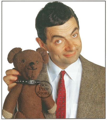 Free Knitting Pattern For Mr Bean s Teddy Bear : Knit Mr Beans Teddy Bear Toy knitting pattern - PDF only on Etsy, ?1.75 ...