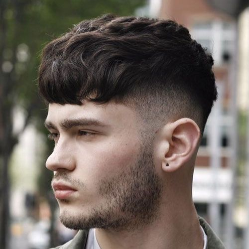 Best Men S Haircuts For Your Face Shape 2020 Illustrated Guide Haircuts For Men Mens Hairstyles Short Trending Haircuts