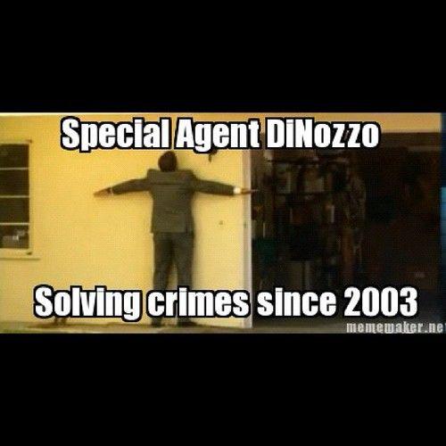 Very Special Agent Anthony DiNozzo